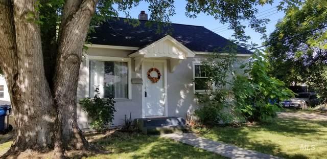 2215 S 2nd Street, Nampa, ID 83686 (MLS #98772487) :: Silvercreek Realty Group