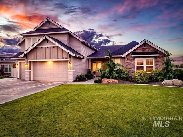 5368 W Saguaro Drive, Eagle, ID 83616 (MLS #98772521) :: Full Sail Real Estate