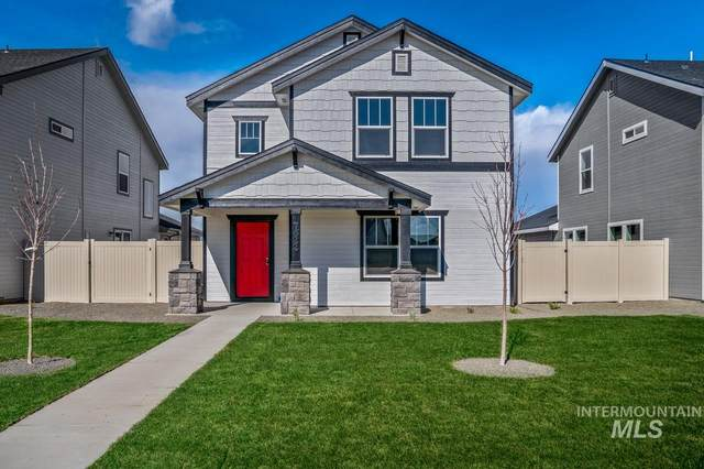 7650 S Sea Breeze Way, Boise, ID 83709 (MLS #98772633) :: City of Trees Real Estate