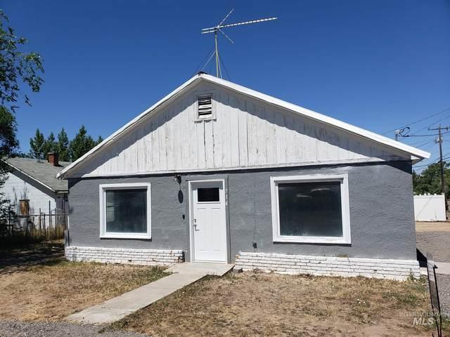 714 Linden Street, Buhl, ID 83316 (MLS #98772650) :: New View Team