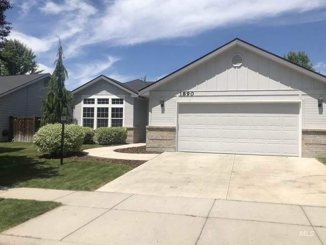 1890 W Eagle Mountain Drive, Meridian, ID 83646 (MLS #98772774) :: Bafundi Real Estate