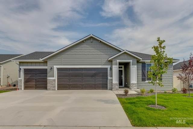 1246 W Contender St, Meridian, ID 83642 (MLS #98772862) :: Story Real Estate
