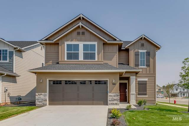 190 N Wooddale Ave, Eagle, ID 83616 (MLS #98773451) :: Bafundi Real Estate