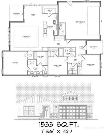 409 Sierra Dr., Twin Falls, ID 83301 (MLS #98773460) :: Navigate Real Estate