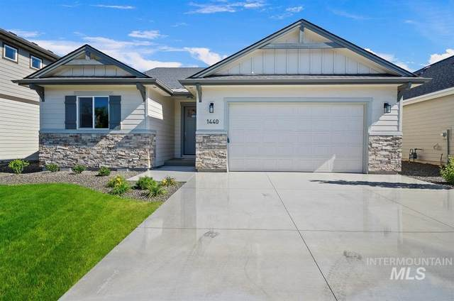 1440 W Cerulean St, Kuna, ID 83634 (MLS #98774010) :: City of Trees Real Estate