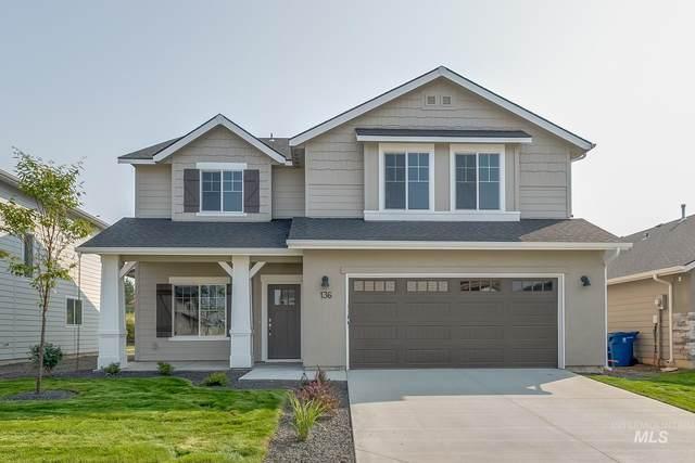 136 N Caracaras Way, Eagle, ID 83616 (MLS #98774526) :: Jon Gosche Real Estate, LLC