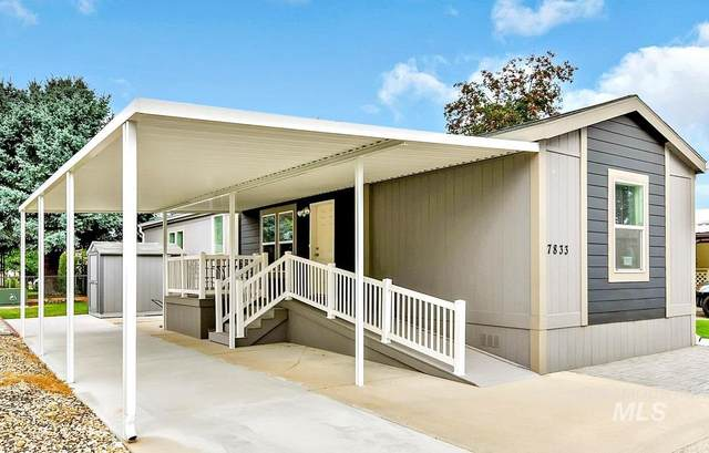 7833 W Manassas Ln, Garden City, ID 83714 (MLS #98774838) :: Navigate Real Estate