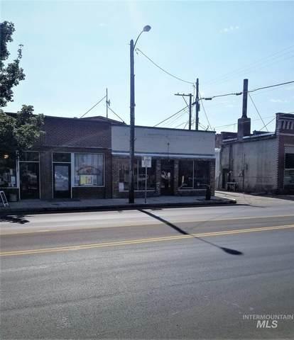 110 N Washington Ave, Emmett, ID 83617 (MLS #98774923) :: Beasley Realty