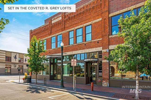 419 S 8th St #309, Boise, ID 83702 (MLS #98775266) :: Jon Gosche Real Estate, LLC