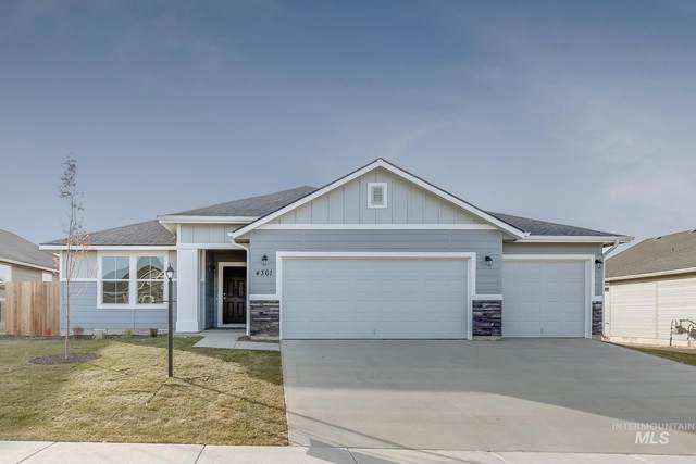 16848 Chambers Way, Caldwell, ID 83607 (MLS #98775497) :: Juniper Realty Group