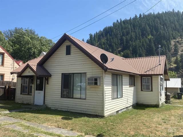 711 Brown Ave, Orofino, ID 83544 (MLS #98776021) :: Juniper Realty Group