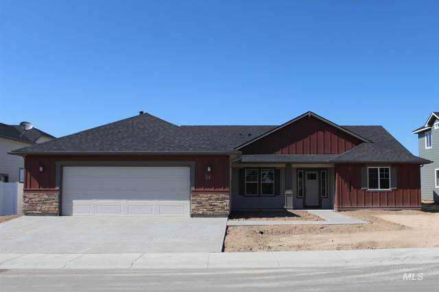 34 S Ravine Way, Nampa, ID 83687 (MLS #98776059) :: Juniper Realty Group