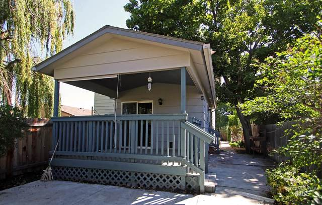 2713 S Kerr St, Boise, ID 83705 (MLS #98776219) :: Own Boise Real Estate