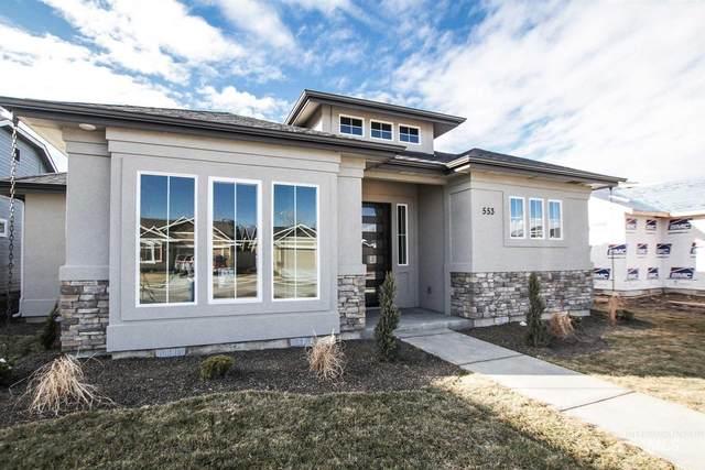 2667 N Bird Street #2601, Boise, ID 83704 (MLS #98776542) :: Navigate Real Estate