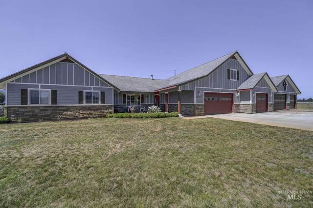 13257 Brookie Rd, Donnelly, ID 83615 (MLS #98777109) :: Boise Home Pros