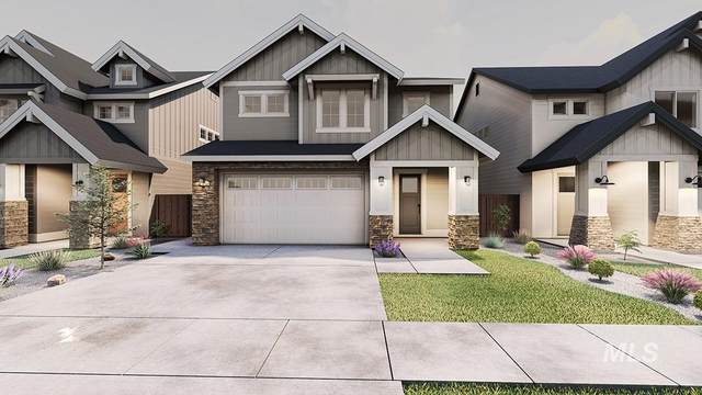 3315 E Collingwood Drive, Meridian, ID 83642 (MLS #98777297) :: Boise Valley Real Estate