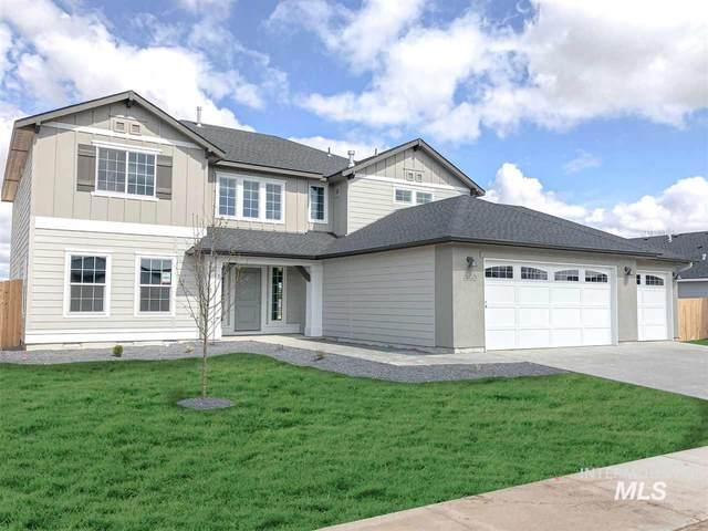 16957 N Lowerfield Loop, Nampa, ID 83687 (MLS #98777660) :: Boise River Realty