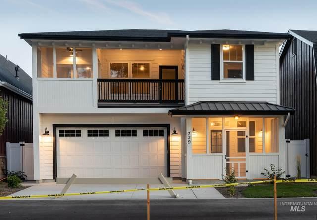 730 W Konavale Ln, Eagle, ID 83616 (MLS #98779536) :: Jeremy Orton Real Estate Group