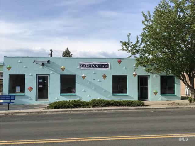 19 W Main Street, Craigmont, ID 83523 (MLS #98779689) :: City of Trees Real Estate