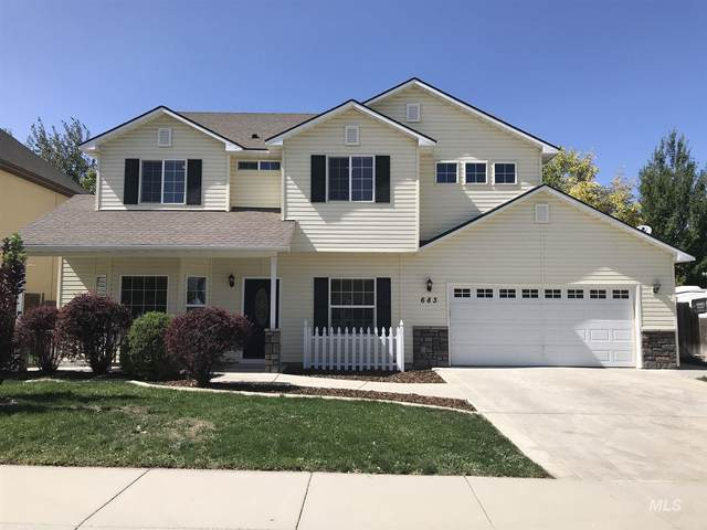 683 S Stibnite Ave, Kuna, ID 83634 (MLS #98780129) :: Jon Gosche Real Estate, LLC