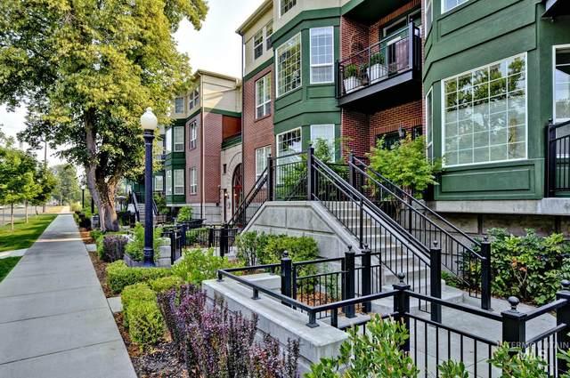 1207 W Fort St #218, Boise, ID 83702 (MLS #98780247) :: Michael Ryan Real Estate