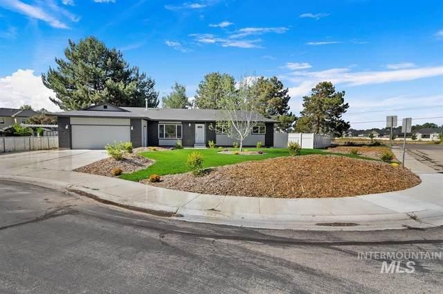 4629 S Shawnee Way, Boise, ID 83709 (MLS #98780341) :: Juniper Realty Group
