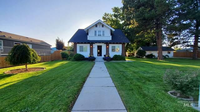 1407 N Midland Blvd, Nampa, ID 83651 (MLS #98780672) :: Team One Group Real Estate