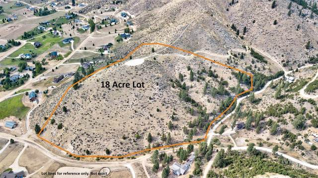 TBD High Corral Road, Boise, ID 83716 (MLS #98780687) :: Story Real Estate