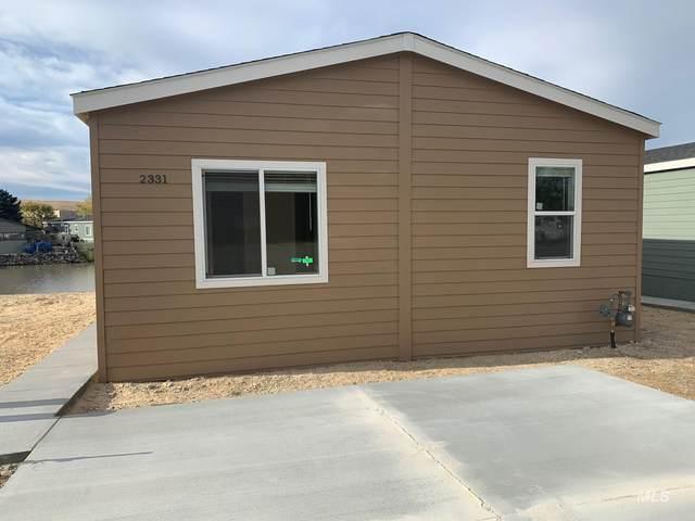 2331 Blue Lake Lane  #62, Boise, ID 83716 (MLS #98780754) :: Silvercreek Realty Group