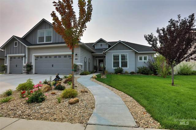 881 N Union Way, Star, ID 83669 (MLS #98780861) :: Build Idaho