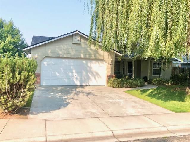 6797 N Waterlilly Wy., Boise, ID 83714 (MLS #98781147) :: Build Idaho
