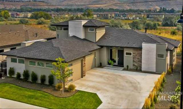3760 S Harris Ranch Ave, Boise, ID 83716 (MLS #98781169) :: Build Idaho