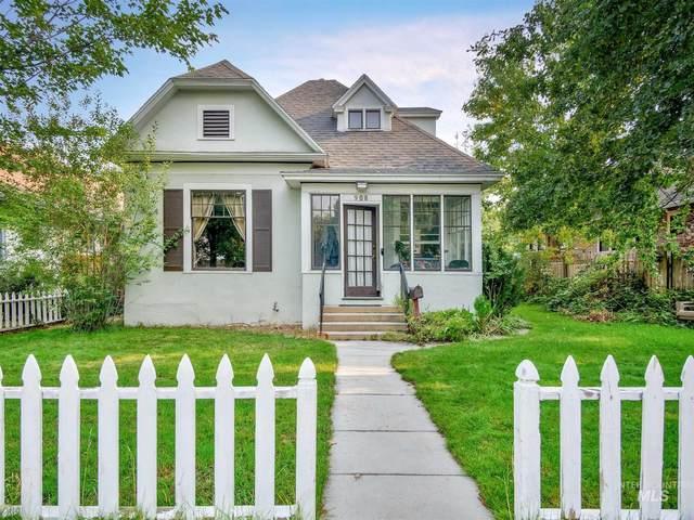908 E Bannock, Boise, ID 83712 (MLS #98781232) :: Boise Home Pros