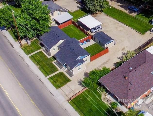 4818 W Franklin Rd., Boise, ID 83705 (MLS #98781263) :: Story Real Estate