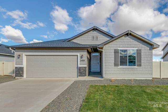 2458 W Malcolm Ct, Kuna, ID 83634 (MLS #98781308) :: Hessing Group Real Estate