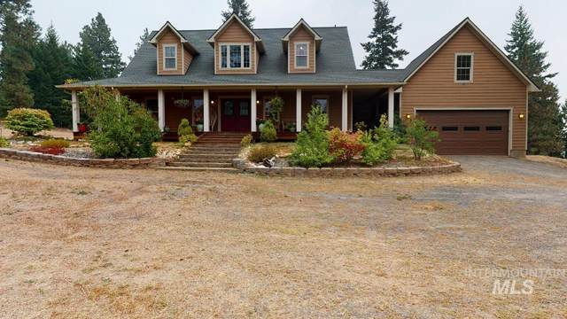 1142 Randall Flat Road, Moscow, ID 83843 (MLS #98781597) :: Story Real Estate