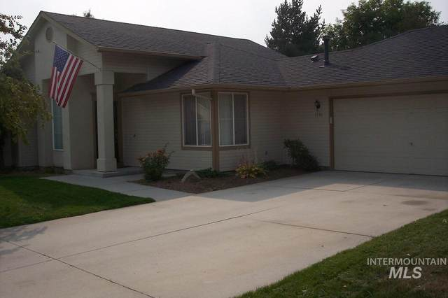 1791 N Eagle Creek Way, Eagle, ID 83616 (MLS #98781667) :: Build Idaho