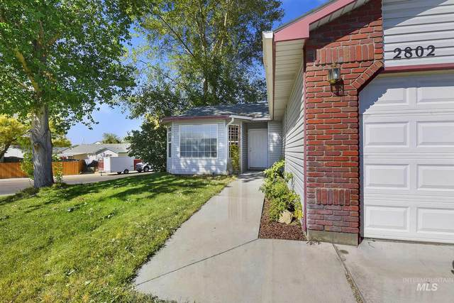 2802 Swan Ave., Nampa, ID 83687 (MLS #98781804) :: Boise Valley Real Estate