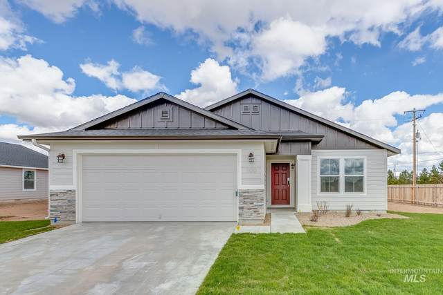 6673 S Donaway Ave, Meridian, ID 83642 (MLS #98781806) :: New View Team