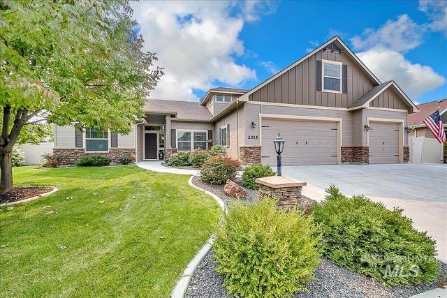 2015 W Rock Creek Dr, Nampa, ID 83686 (MLS #98781818) :: Jon Gosche Real Estate, LLC