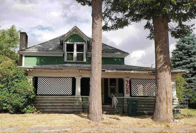 308 Halliday Street, Craigmont, ID 83523 (MLS #98781843) :: Boise River Realty