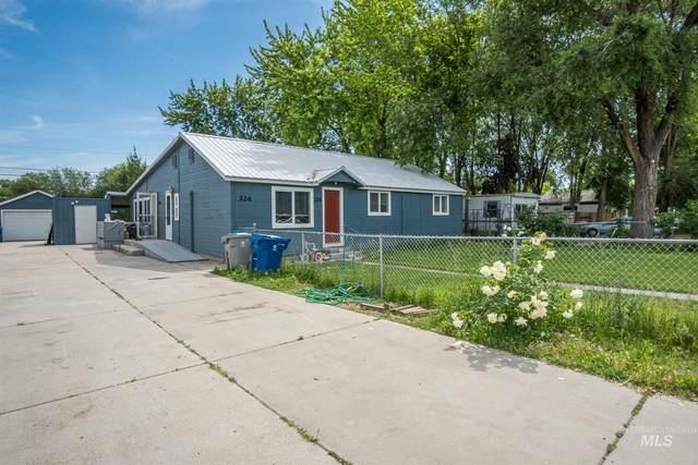 224-226 1st Street N, Nampa, ID 83687 (MLS #98782097) :: Minegar Gamble Premier Real Estate Services