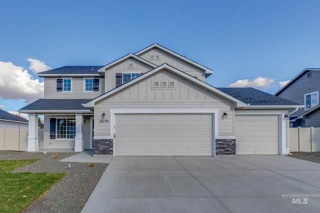 2570 W Malcolm Way, Kuna, ID 83634 (MLS #98782515) :: Build Idaho
