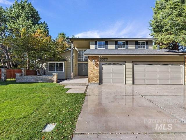 3373 N Tumbleweed Ave, Boise, ID 83713 (MLS #98782564) :: City of Trees Real Estate