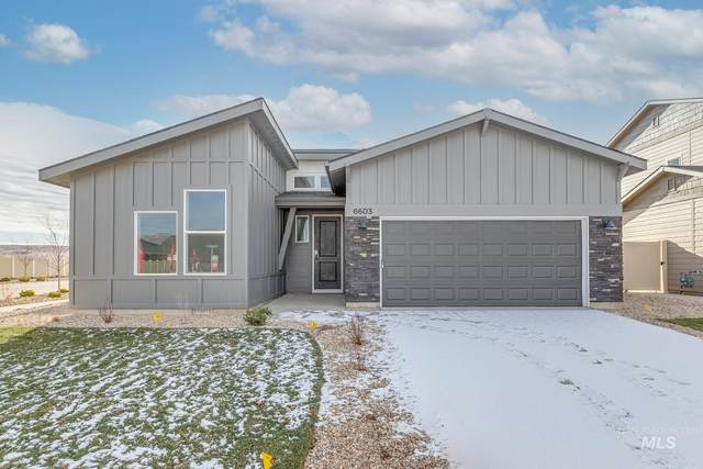 6603 E Zaffre Ridge St, Boise, ID 83716 (MLS #98782871) :: Bafundi Real Estate