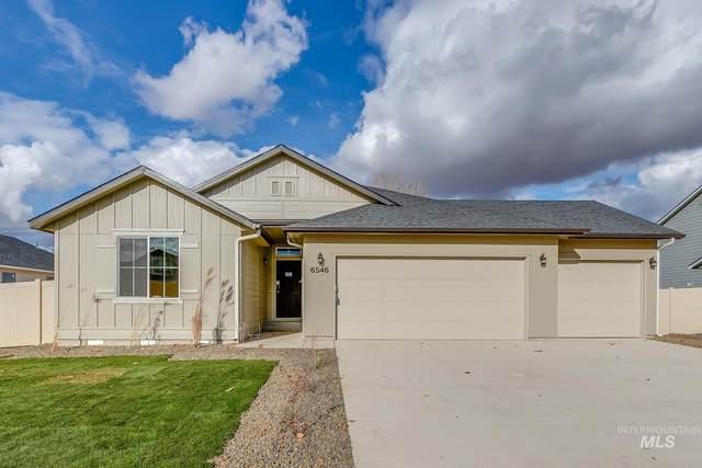 6546 E Thornton St., Nampa, ID 83687 (MLS #98782976) :: Michael Ryan Real Estate