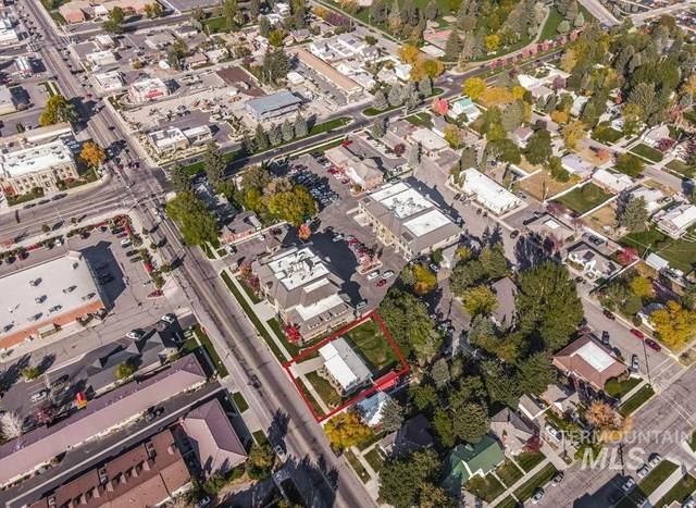 55 South 2nd East, Rexburg, ID 83440 (MLS #98783244) :: Michael Ryan Real Estate