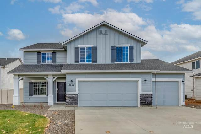 3566 S Brigham Ave, Meridian, ID 83642 (MLS #98783253) :: Shannon Metcalf Realty