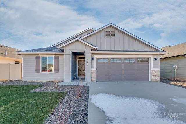 4317 W Sunny Cove St, Meridian, ID 83646 (MLS #98783367) :: Hessing Group Real Estate