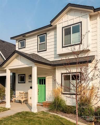 4420 W Emerald Street, Boise, ID 83706 (MLS #98783578) :: Epic Realty